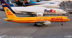 DHL UK 757-200 G-DHKG TC-JSM