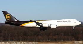 N616UP UPS 747-800
