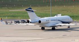 Emperor Aviation BD-700 9H-TIO