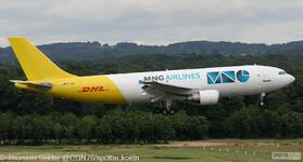 Solinair A300-600 S5-ABO