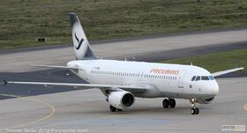 Freebird Airlines A320-200 TC-FBV