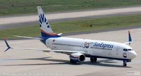 SunExpress 737-800W TC-SEM