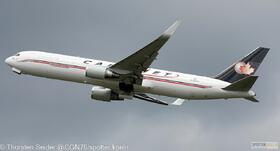 Cargojet 767-300W C-GAAJ