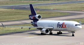 FedEx MD-11 N586FE