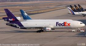 FedEX MD-11 N620FE