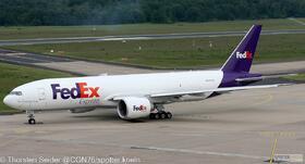 FedEx 777-200 N883FD TC-SCF