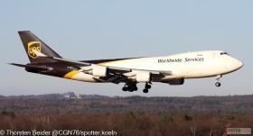 N575UP UPS 747-400