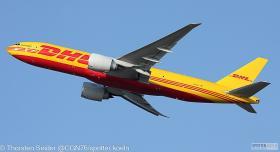 AeroLogic 777-200 D-AALL