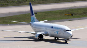 ASL Airlines Ireland 737-400SF