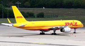 DHL 757-200W G-DHKC