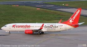 Corendon Airlines 737-800W TC-COH