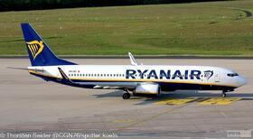 Malta Air (Ryanair) 737-800W 9H-QEI