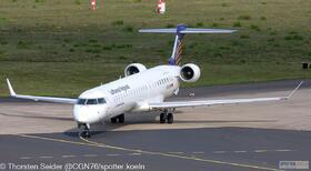 Lufthansa CityLine CRJ-900LR D-ACNI