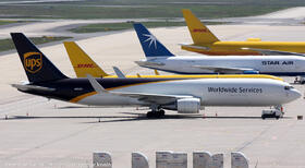 UPS 767-300W N304UP