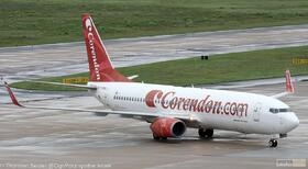 Corendon Airlines 737-800W TC-TJP