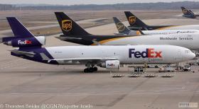 N599FE FedEx MD-11
