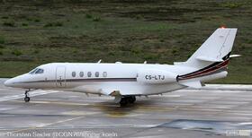 NetJets Europe Cessna 680 CS-LTJ