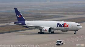 FedEx 777-200 N862FD