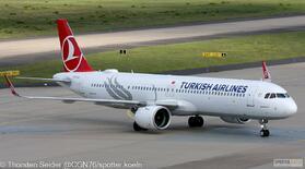 Turkish Airlines A321-200NX TC-LSC