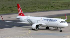 Turkish Airlines A321-200NX TC-LST