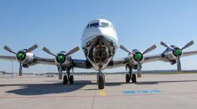 G-xxxx Air_Atlantic DC-6A