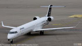 Lufthansa CityLine CRJ-900LR D-ACNH