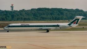 I-DAWU Alitalia MD82