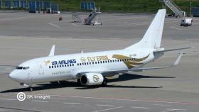 Fly Erbil UR-CQW  737-32Q(WL)