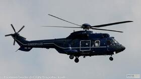 Bundespolizei AS 332L1 Super Puma D-HEGL