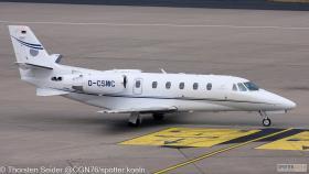 Silver Cloud Air Cessna 560XL D-CSMC