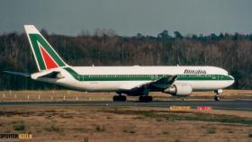 EI-CTW Alitalia 767-341(ER)