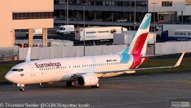 Eurowings 737-800W D-ABMQ