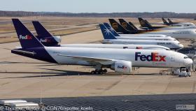 N892FD FedEx 777-200