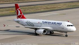 Turkish Airlines A320-200 TC-JPJ