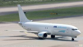 ASL Airlines Ireland 737-400 EI-STL