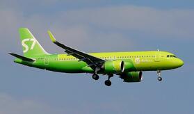 S7 Airlines VP-BVH A320-271N