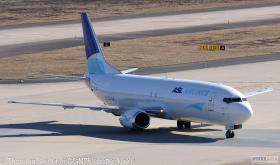 EI-STS ASL Airlines Ireland 737-400