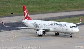 Turkish Airlines A321-200W