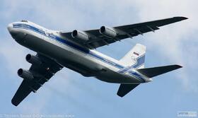 Volga-Dnepr AN-124 RA-82079