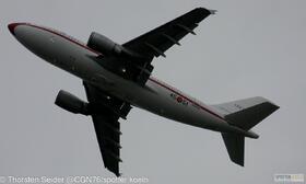 Spain Air_Force A310-300 T.22-2