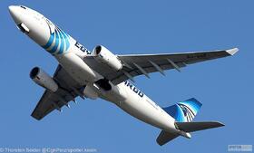 EgyptAir Cargo A330-200P2F   SU-GCF