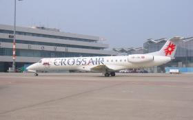 HB-JAL Crossair Embraer ERJ-145LU