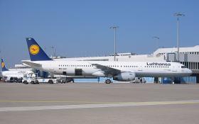 D-AISC Lufthansa A321-200