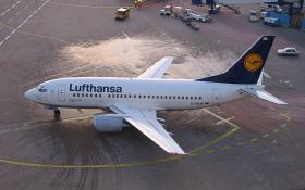 D-ABJD Lufthansa Boeing 737-530