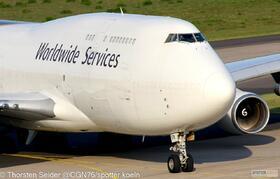 UPS 747-400 N578UP
