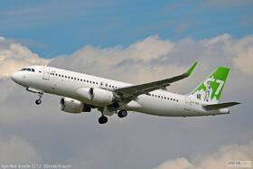 VP-BOG S7 Airlines Streetart A320-214