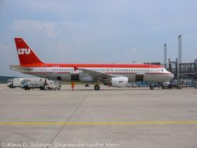 D-ALTE LTU A320-214