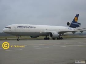 D-ALCL Lufthansa Cargo McDonnell Douglas MD-11(F)