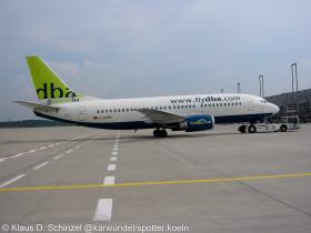 D-ADBV DBA 737-31S