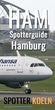 Spotterguide HAM Hamburg